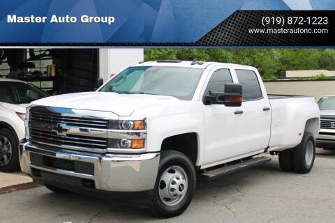 2016 Chevrolet Silverado 3500HD for sale at Master Auto Group in Raleigh NC
