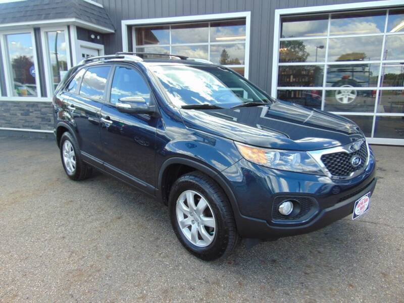 2013 Kia Sorento for sale at Akron Auto Sales in Akron OH