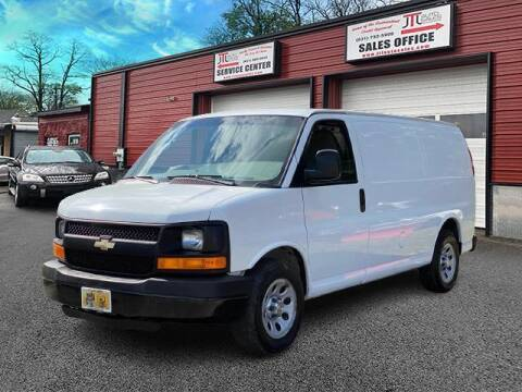 2012 Chevrolet Express Cargo for sale at JTL Auto Inc in Selden NY