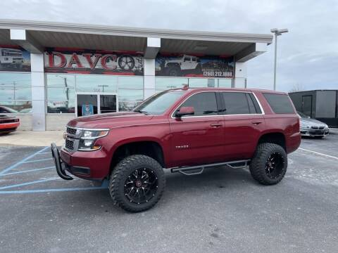 2017 Chevrolet Tahoe for sale at Davco Auto in Fort Wayne IN