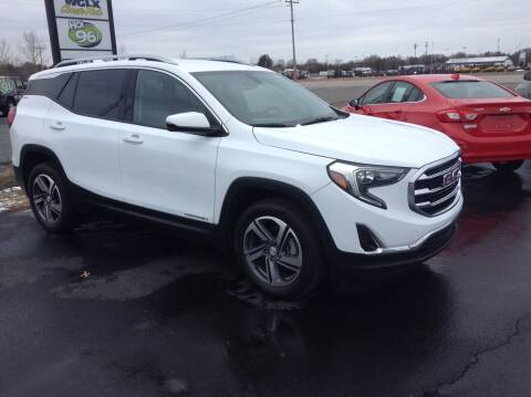 2019 GMC Terrain for sale at Bruns & Sons Auto in Plover WI