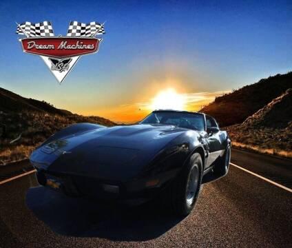 1979 Chevrolet Corvette for sale at Dream Machines USA in Lantana FL