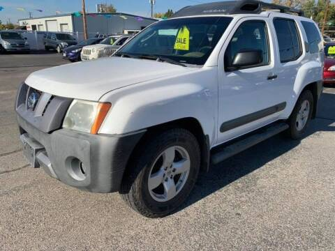 2006 Nissan Xterra for sale at RABI AUTO SALES LLC in Garden City ID