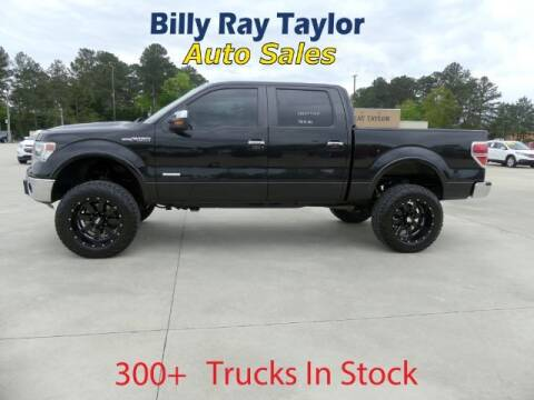 2014 Ford F-150 for sale at Billy Ray Taylor Auto Sales in Cullman AL