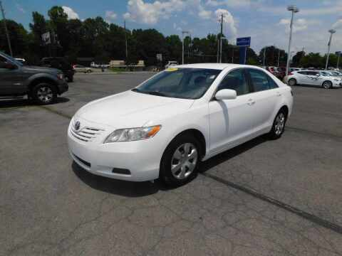 2007 Toyota Camry for sale at Paniagua Auto Mall in Dalton GA