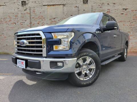 2016 Ford F-150 for sale at GTR Auto Solutions in Newark NJ