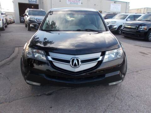 2008 Acura MDX for sale at ACH AutoHaus in Dallas TX