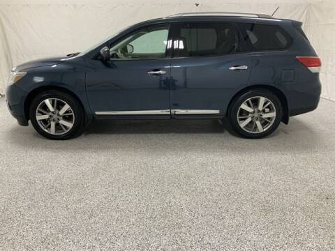 2014 Nissan Pathfinder for sale at Brothers Auto Sales in Sioux Falls SD
