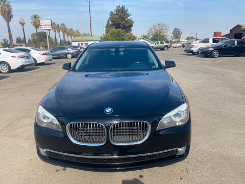 2011 BMW 7 Series for sale at First Choice Auto Sales in Bakersfield CA
