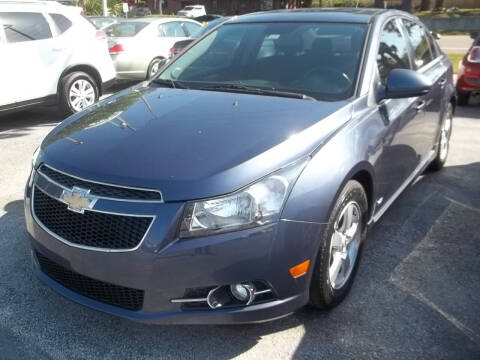 2014 Chevrolet Cruze for sale at PJ's Auto World Inc in Clearwater FL