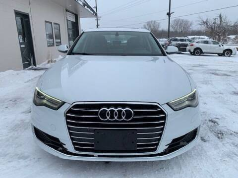 2016 Audi A6 for sale at Lighthouse Auto Sales in Holland MI