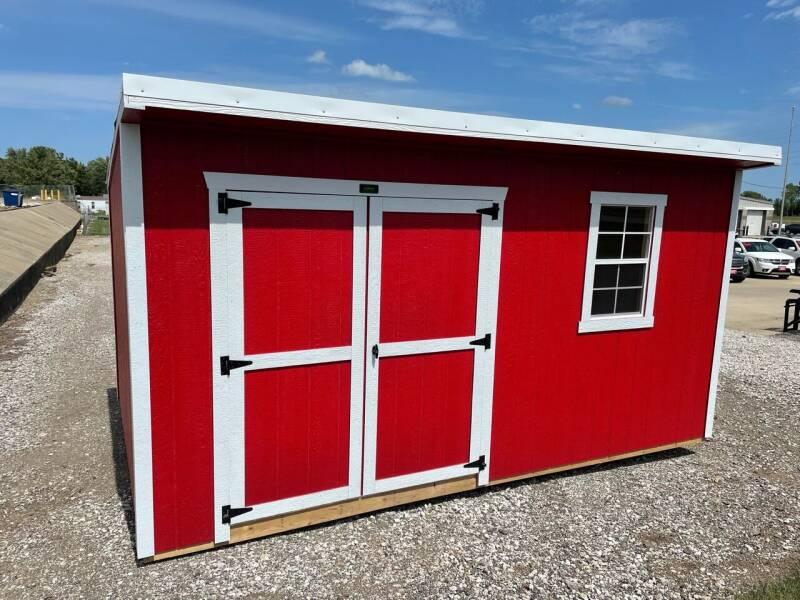 2021 Premier Portable Building for sale at RT Motors Inc in Atlantic IA