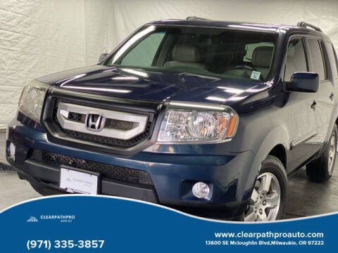 2009 Honda Pilot for sale at CLEARPATHPRO AUTO in Milwaukie OR