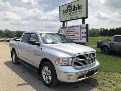 2017 RAM Ram Pickup 1500 for sale at Sensible Sales & Leasing in Fredonia NY