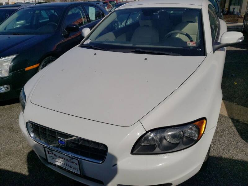 2008 Volvo C70 for sale at Jimmys Auto INC in Washington DC