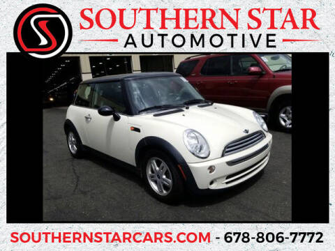 2006 MINI Cooper for sale at Southern Star Automotive, Inc. in Duluth GA