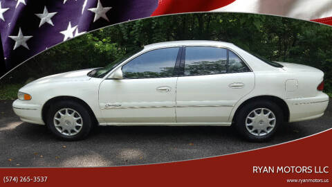 2001 Buick Century for sale at Ryan Motors LLC in Warsaw IN
