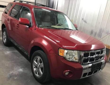 2008 Ford Escape for sale at Ace Motors in Saint Charles MO