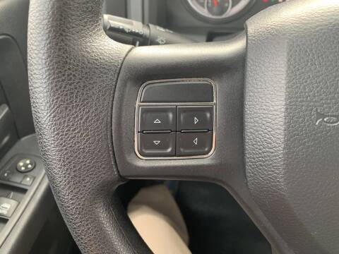 2016 RAM Ram Pickup 1500 for sale at Hawkins Motors Sales in Hillsdale MI