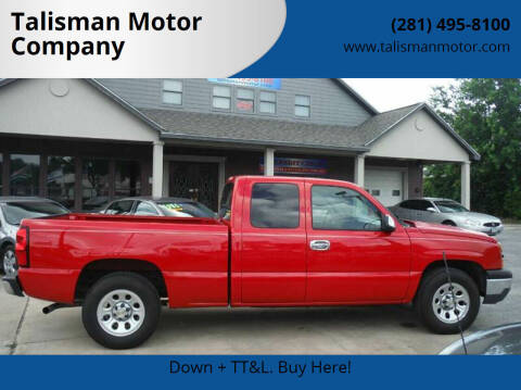 2007 Chevrolet Silverado 1500 Classic for sale at Don Jacobson Automobiles in Houston TX