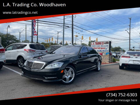 2013 Mercedes-Benz S-Class for sale at L.A. Trading Co. Woodhaven in Woodhaven MI