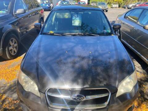 2009 Subaru Legacy for sale at Bethlehem Auto Sales in Bethlehem PA