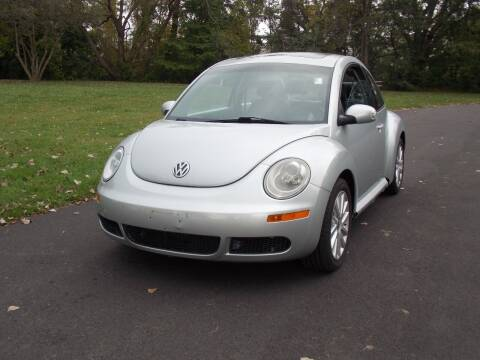 2008 Volkswagen New Beetle for sale at Your Choice Auto Sales in North Tonawanda NY