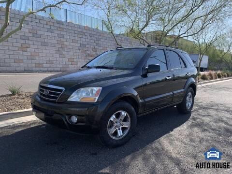 2008 Kia Sorento for sale at AUTO HOUSE TEMPE in Tempe AZ