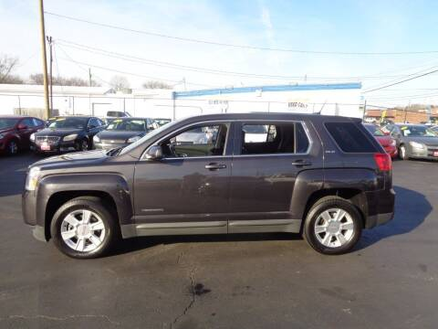 2013 GMC Terrain for sale at Cars Unlimited Inc in Lebanon TN