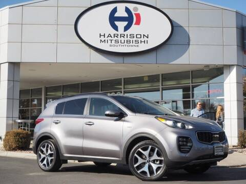 2018 Kia Sportage for sale at Harrison Imports in Sandy UT