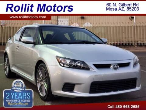 2013 Scion tC for sale at Rollit Motors in Mesa AZ