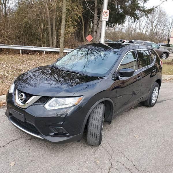 2016 Nissan Rogue for sale at Future Motors in Addison IL
