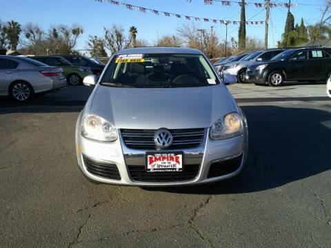2009 Volkswagen Jetta for sale at Empire Auto Sales in Modesto CA