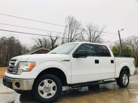 2011 Ford F-150 for sale at E-Z Auto Finance in Marietta GA