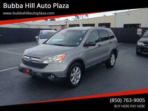 2007 Honda CR-V for sale at Bubba Hill Auto Plaza in Panama City FL