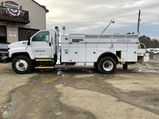 2009 GMC C8500 for sale at Upstate Auto Sales Inc. in Pittstown NY