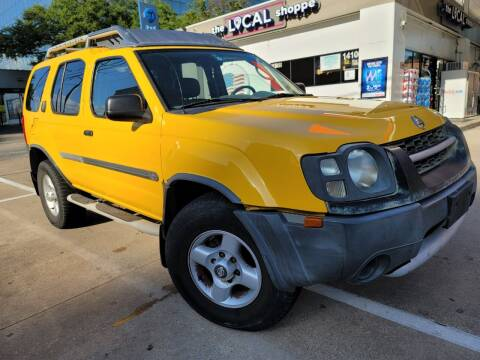 2002 Nissan Xterra for sale at ZNM Motors in Irving TX