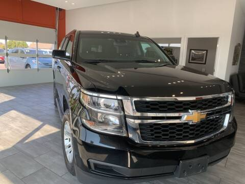 2015 Chevrolet Tahoe for sale at Evolution Autos in Whiteland IN