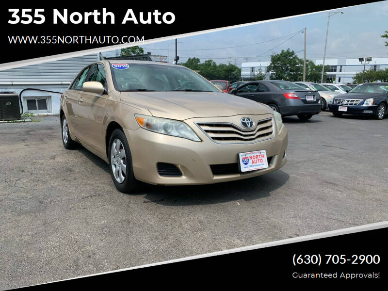 2010 Toyota Camry for sale at 355 North Auto in Lombard IL