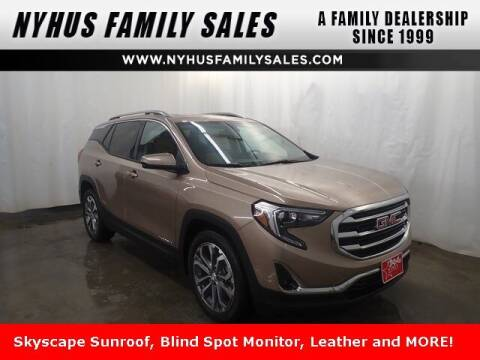 2018 GMC Terrain for sale at Nyhus Family Sales in Perham MN