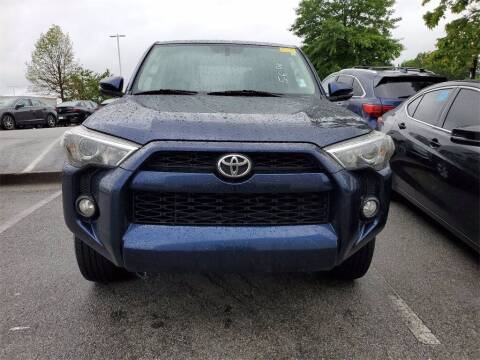 2016 Toyota 4Runner for sale at Southern Auto Solutions - Acura Carland in Marietta GA