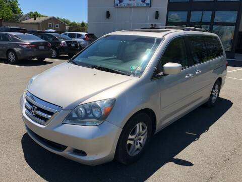2006 Honda Odyssey for sale at MAGIC AUTO SALES in Little Ferry NJ