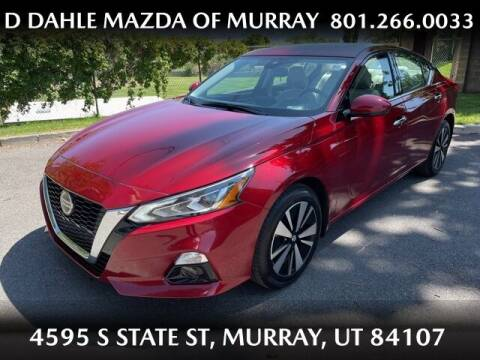 2019 Nissan Altima for sale at D DAHLE MAZDA OF MURRAY in Salt Lake City UT