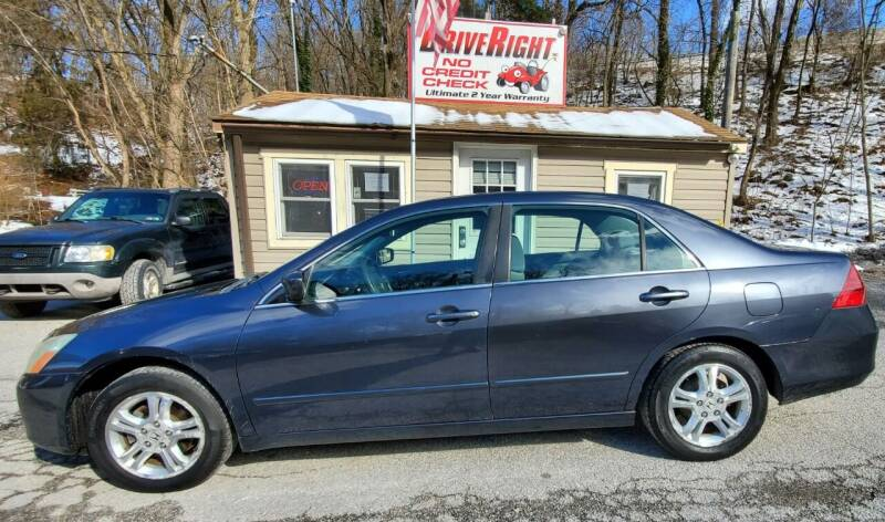 2007 Honda Accord for sale at DriveRight Autos South York in York PA