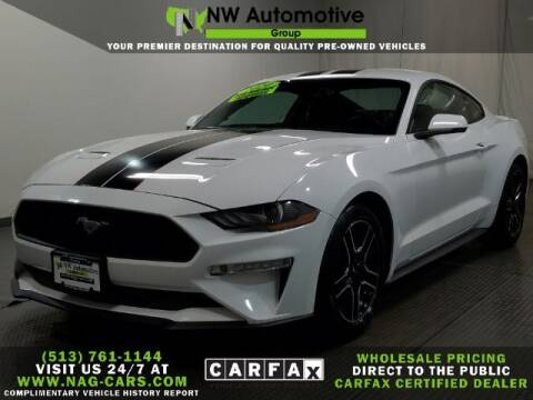 2020 Ford Mustang for sale at NW Automotive Group in Cincinnati OH