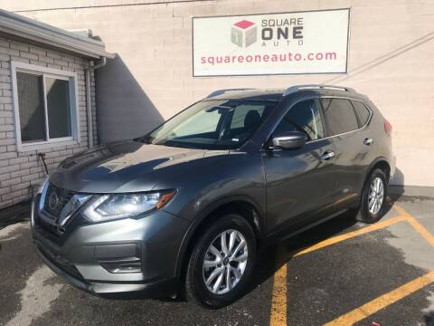 2020 Nissan Rogue for sale at SQUARE ONE AUTO LLC in Murray UT