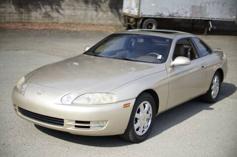 1996 Lexus SC 400 for sale at Sports Plus Motor Group LLC in Sunnyvale CA