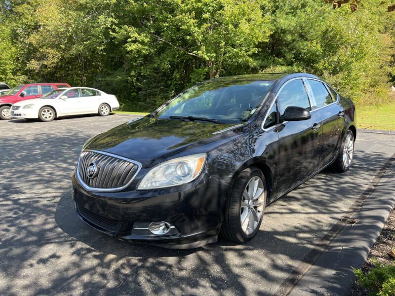 2014 Buick Verano for sale at Elite Auto Sales in North Dartmouth MA