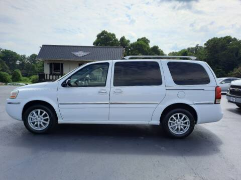 2005 Buick Terraza for sale at G AND J MOTORS in Elkin NC