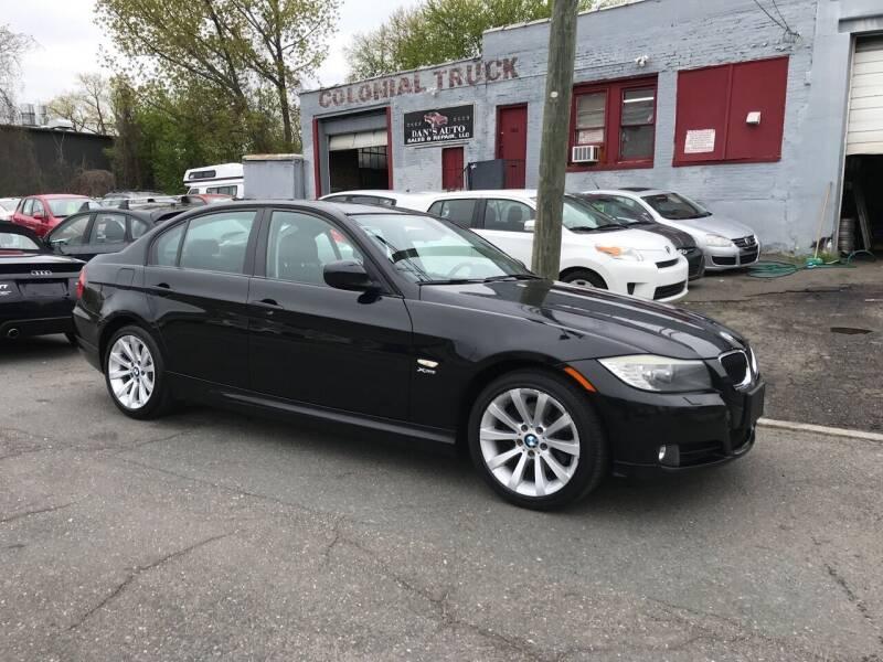 2011 BMW 3 Series for sale at Dan's Auto Sales and Repair LLC in East Hartford CT